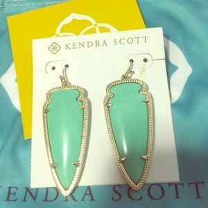 Kendra Scott Mint Skylar